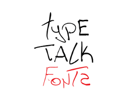 TypeTalk Logo
