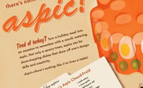 aspic font sample